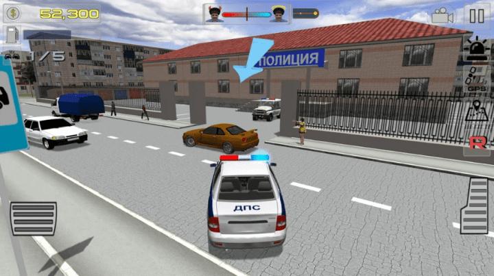 Traffic Cop Simulator 3D v12.2.3 MOD APK