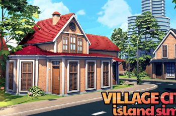 Village City Island Simulation v1.10.0 MOD APK