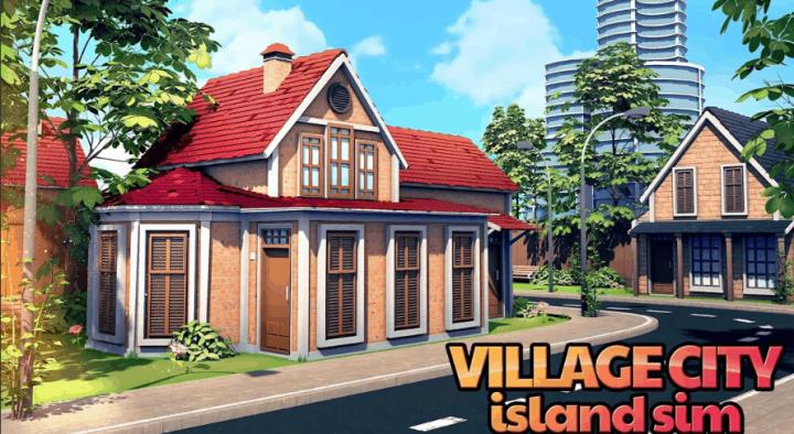 Village City Island Simulation v1.10.0 MOD APK