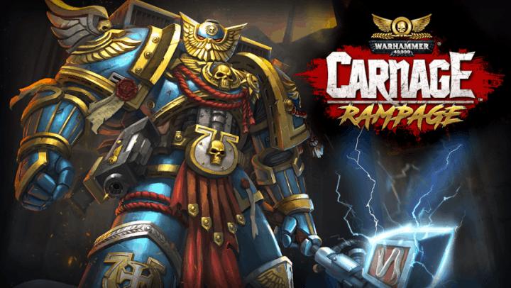 Warhammer 40,000 Carnage RAMPAGE Ver 300002 MOD APK
