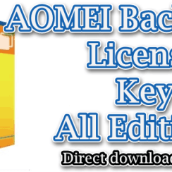 AOMEI Backupper 5 1 0 Key - Cracked PC Software,s Direct