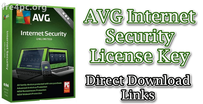 Avg Internet Security 19 8 3108 With License Key Latest