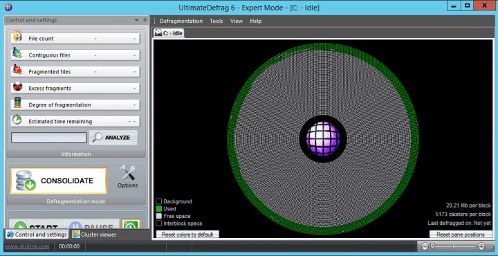 DiskTrix UltimateDefrag 6.0.26.0 Crack