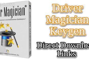 Driver Magician Keygen