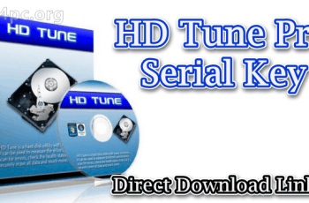 HD Tune Pro Serial Key