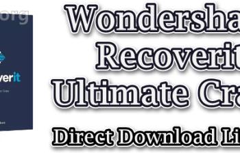 Wondershare Recoverit Ultimate Crack