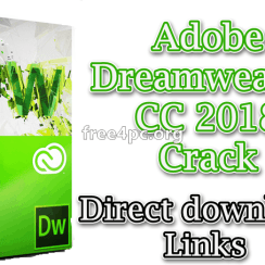 Adobe Dreamweaver CC 2018 Crack