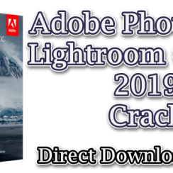 Adobe Photoshop Lightroom Classic 2019 Crack