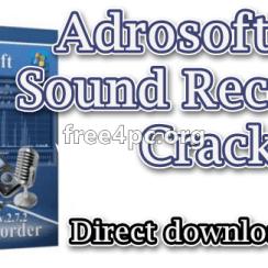 Adrosoft AD Sound Recorder Crack