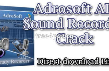 Adrosoft AD Sound Recorder Crack