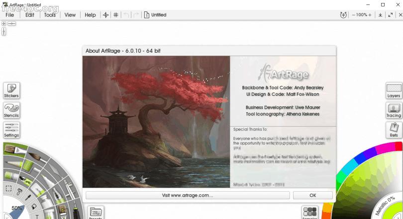 Ambient Design ArtRage 6.0.10 Crack