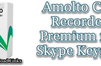 Amolto Call Recorder Premium for Skype Keygen