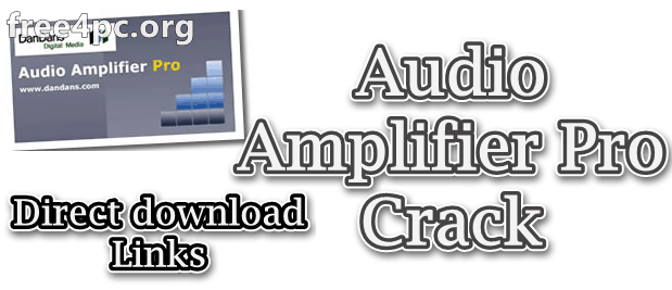 Audio Amplifier Pro Crack