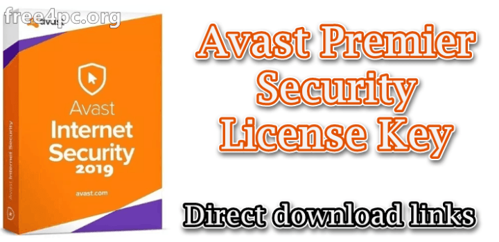 Avast Premier Security License Key