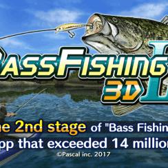 Bass Fishing 3D II v1.1.26 MOD APK
