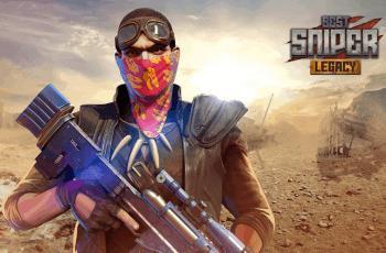 Best Sniper Legacy Dino Hunt & Shooter 3D Ver. 1.07.1 MOD APK