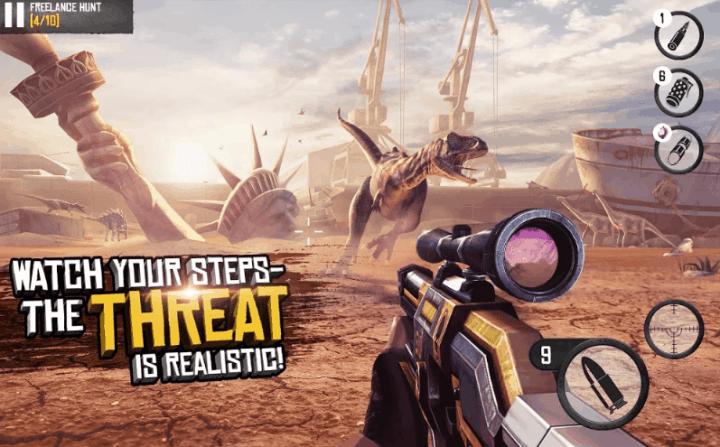 Best Sniper Shooting Hunter Ver. 1.0.0 MOD APK