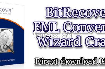 BitRecover EML Converter Wizard Crack