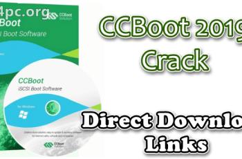 CCBoot 2019 Crack