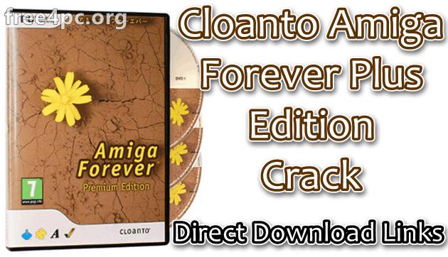 Cloanto Amiga Forever Plus Edition Crack