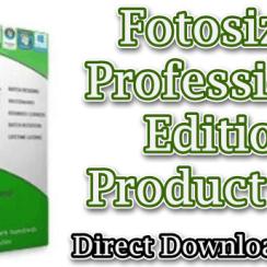 Fotosizer Professional Edition Product Key