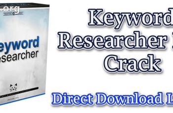 Keyword Researcher Pro Crack