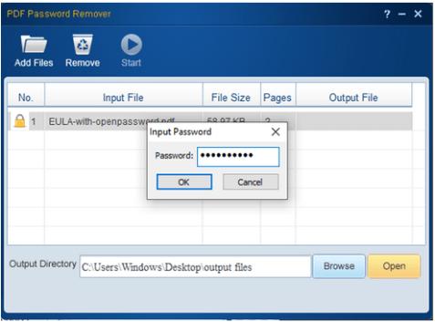 Lighten PDF Password Remover Crack Free Download