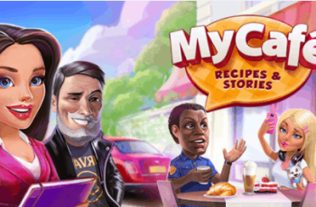 My Cafe Recipes & Stories Restaurant Game v2019.9.3 MOD APK