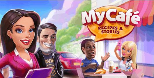 My Cafe Recipes & Stories Restaurant Game v2019.9.3 MOD APK