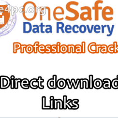 OneSafe Data Recovery Professional Crack