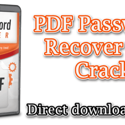 PDF Password Recover Pro Crack