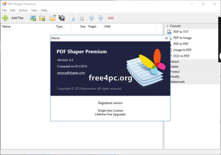 PDF Shaper Premium 9.3 Crack