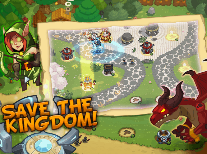 Realm Defense Epic Tower Defense Strategy Game Ver. 2.4.0 MOD APK