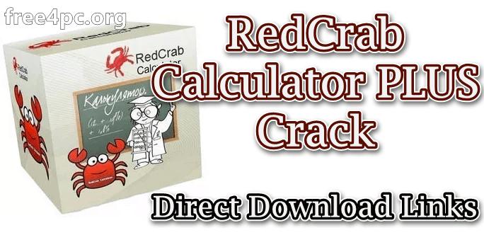RedCrab Calculator PLUS Crack