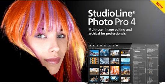 StudioLine Photo Pro Full Version