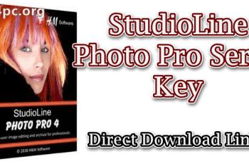 StudioLine Photo Pro Serial Key