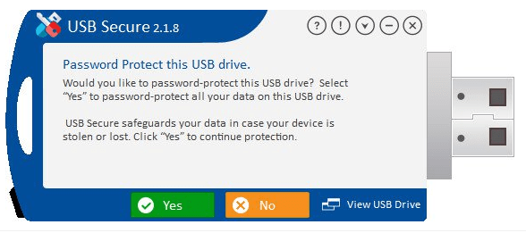 USB Secure 2.1.8 Full Version key