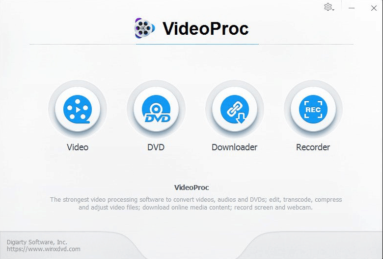 VideoProc registration key