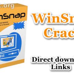 WinSnap Crack