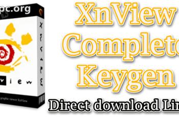 XnView Complete Keygen