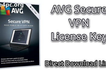 AVG Secure VPN License Key