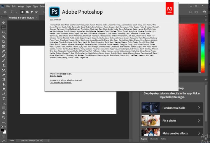 Adobe Photoshop 2020 Crack v21.2 With Full Version