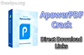 ApowerPDF Crack