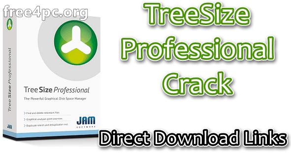 TreeSize Professional Crack