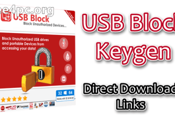 USB Block Keygen