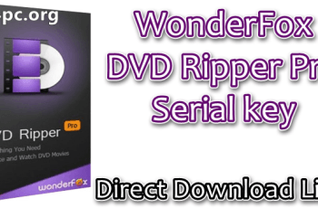 WonderFox DVD Ripper Pro Serial Key