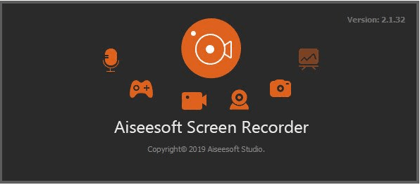 Aiseesoft Screen Recorder Serial Key