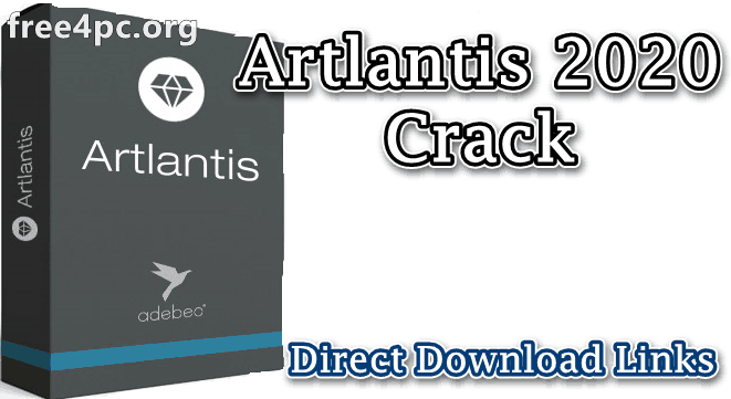 Artlantis 2020 Crack