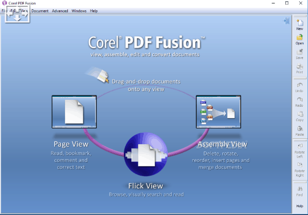 Corel PDF Fusion Full Version