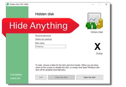 Cyrobo Hidden Disk Pro Activator